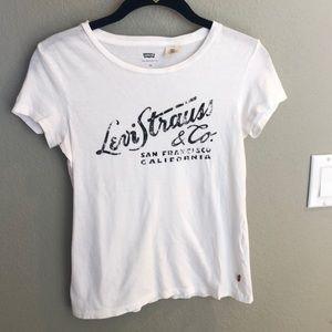 😊 5/$20 Levi's T-shirt Sz XS